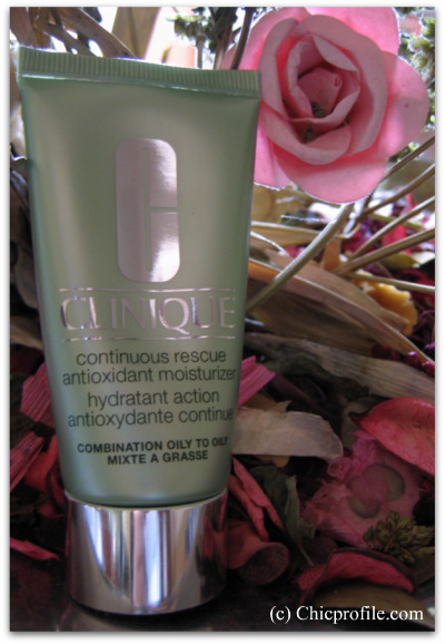 Clinique 1 Review   Clinique Continuous Rescue Antioxidant Moisturizer