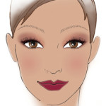 How to get Lancome Plum Irresistible Look