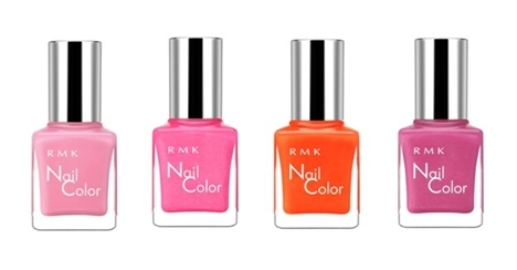 RMK Nail Color