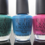 Hong Kong – The new OPI 2010 Spring Collection – Close up photos