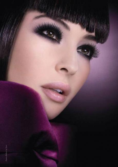 DiorShow-Extase-Mascara-makeup-model