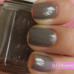 Review: Essie Chinchilly Nail Polish + Swatches