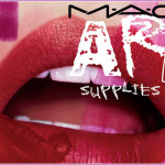 Paint it, Scribble All Over with MAC Art Supplies Spring 2010 Collection – New Photos