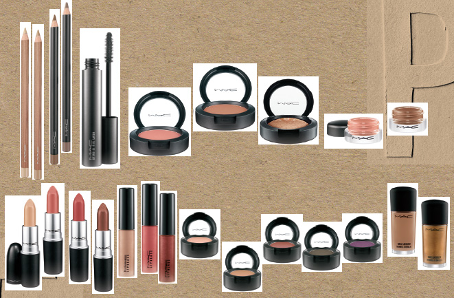 MAC Pret a Papier Summer Collection Products New: MAC Pret a Papier Summer 2010 Collection   Information, Prices + Photos