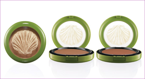 MAC To the Beach Cream Bronzer cap Update: MAC To The Beach Summer  2010 Collection + Added Photos