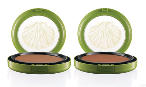 MAC To the Beach Cream Bronzer Update: MAC To The Beach Summer  2010 Collection + Added Photos
