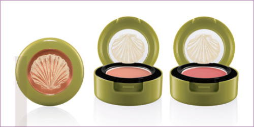 MAC To the Beach eye shadow Update: MAC To The Beach Summer 2010  Collection + Added Photos