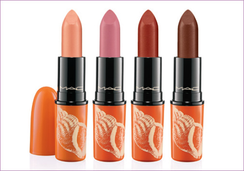 MAC To the Beach lipstick Update: MAC To The Beach Summer 2010  Collection + Added Photos