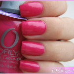 Orly Blushing Bud Nail Polish from the Bloom Spring I 2010 Collection – Review + Swatches