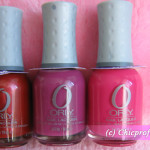 Update: ORLY Bloom Spring I 2010 Collection – Swatches