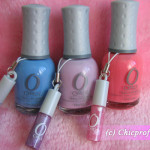 Update: ORLY Sweet Spring II 2010 Collection – Swatches + New Spring Lipgloss Swatches