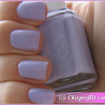 """Essie Lilacism Nail Polish from """"The Art of Spring"""" 2010 Collection – Review + Swatches"""