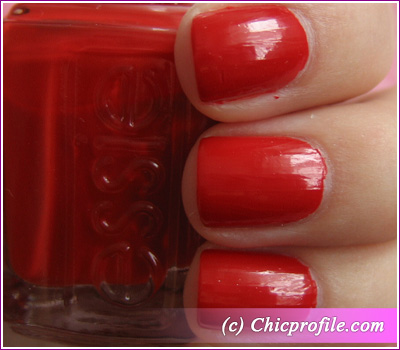 red nail polish colors. Essie Red Nouveau Nail Polish