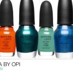 Sephora by OPI Havana Nights Collection for Spring 2010