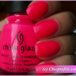 China Glaze Pool Party nail polish from the Poolside Summer 2010 Collection – Review, Photos, Nail Swatches