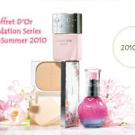 Coffre D'Or Foundation Series Products for Spring – Summer 2010