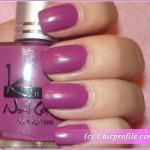 Kinetics Bon Paris nail polish from the Change It Up! Spring 2010 Collection – Review, Photos, Swatches