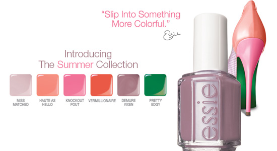 Essie Nail Polish Collection For Summer 2010 Beauty Trends And Latest Makeup Collections