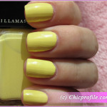 Illamasqua Blow nail polish from the Pastel Nail Collection – Review, Photos, Nail Swatches