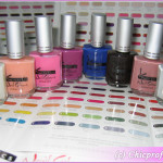 Kinetics Change It Up! 2010 Spring Nail Polish Collection – Review Round-up – Photos, Nail Swatches