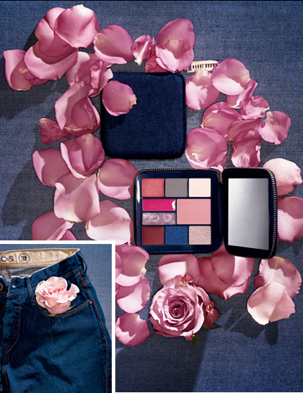 Bobbi Brown fall 2010 denim rose makeup collection Bobbi Brown Denim and Rose Makeup Collection for Fall 2010