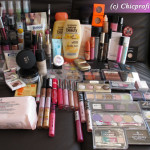 Chicprofile Makeup Haul – 2010 Makeup and Beauty Products from 22 Beauty Brands