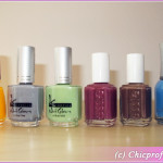 Chic Giveaway! Enter to Win 6 Nail Polishes from Orly, Essie, Kinetics and China Glaze