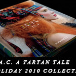 MAC A Tartan Tale Makeup Collection for Holiday 2010