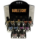 OPI Burlesque Nail Polish Collection for Winter – Holiday 2010