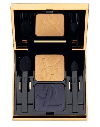 YSL Rock Baroque fall 2010 eyeshadow duo Yves Saint Laurent Rock  and Baroque Collection for Fall 2010