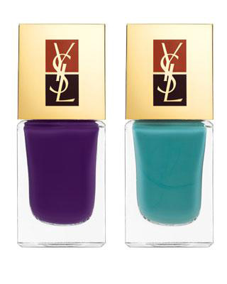 YSL Rock Baroque fall 2010 nail polish duo beautiful day Yves Saint Laurent Rock and Baroque Collection for Fall 2010 + New Photos