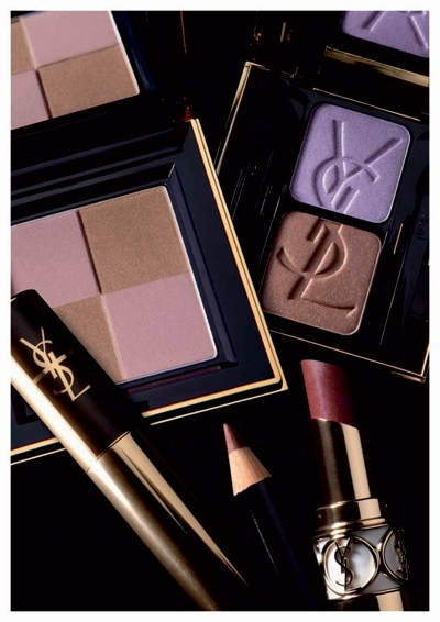YSL Rock Baroque fall 2010 ombre duo chocolate harmony Yves Saint Laurent Rock and Baroque Collection for Fall 2010 + New Photos