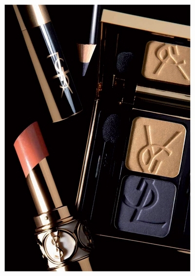 YSL Rock Baroque fall 2010 ombre duo gold harmony Yves Saint Laurent Rock and Baroque Collection for Fall 2010 + New Photos
