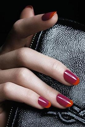YSL fall 2010 duo nail polish YSL Rock and Baroque Nail Polish  creates new trends for Fall 2010