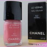 Chanel Mistral 517 Le Vernis from Les Pop-Up Summer 2010 Collection – Review, Photos, Nail Swatches