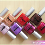 Kinetics Summer Kiss Collection for Summer 2010 – Preview, Photos & Swatches