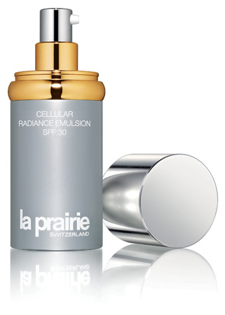 La Prairie fall 2010 Cellular Radiance Emulsion SPF30 La Prairie Cellular Radiance Emulsion SPF 30 for Fall 2010