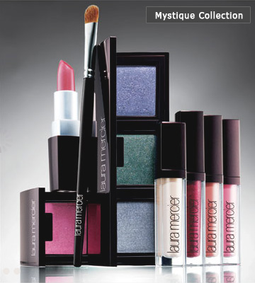 Laura Mercier fall 2010 Mystique color collection products Laura Mercier Mystique Colour Collection for Fall 2010
