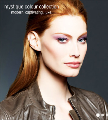 Laura Mercier fall 2010 Mystique color collection Laura Mercier Mystique Colour Collection for Fall 2010