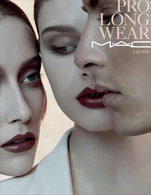 MAC Pro Longwear fall 2010 collection promo MAC Pro Longwear Collection for Fall 2010 + New Photos
