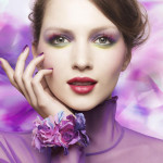 Shu Uemura Fluorescent Collection for Fall – Winter 2010 – New Photos