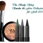 The Body Shop Smoke & Fire Collection for Fall 2010 + New Photos