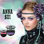Anna Sui Kaleidoscope of Color Collection for Fall 2010