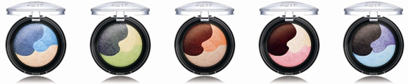 Chic Choc fall winter 2010 eye shadow trio Chic Choc Makeup My Style Collection for Winter 2010