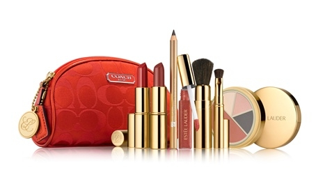 Estee Lauder Holiday 2010 makeup gift set 4 Estee Lauder Holiday 2010 Makeup Gift Sets