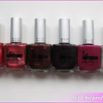 Kinetics Backstage Nail Polish Collection for Fall – Winter 2010 – Preview, Photos, Nail Swatches
