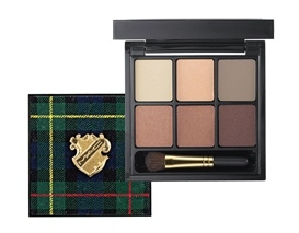MAC A Tartan Tale holiday 2010 Eyeshadow Palette 1 MAC A Tartan Tale Makeup Collection for Holiday 2010   Preliminary Information + Photos
