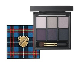 MAC A Tartan Tale holiday 2010 Eyeshadow Palette 2 MAC A Tartan Tale Makeup Collection for Holiday 2010   Preliminary Information + Photos