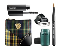 MAC A Tartan Tale holiday 2010 Liner Set MAC A Tartan Tale Makeup Collection for Holiday 2010   Preliminary Information + Photos