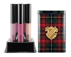 MAC A Tartan Tale holiday 2010 Lipglass set MAC A Tartan Tale Makeup Collection for Holiday 2010   Preliminary Information + Photos
